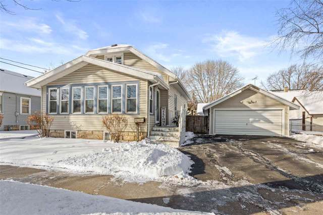 551 N Story Street, Appleton, WI 54914 (#50216233) :: Dallaire Realty