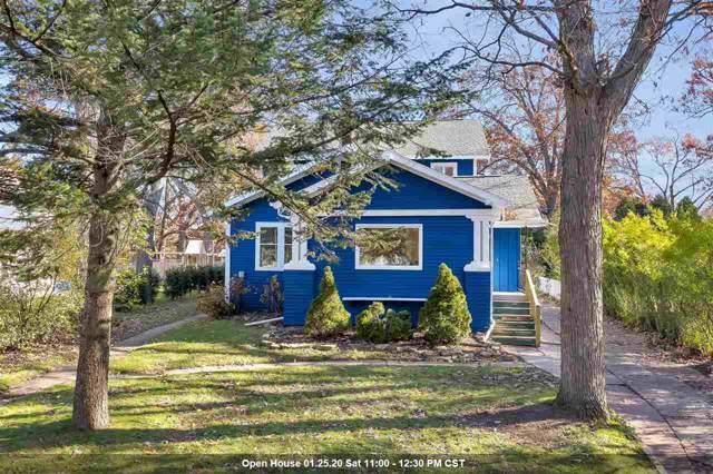 1011 S Van Buren Street, Green Bay, WI 54301 (#50216304) :: Dallaire Realty