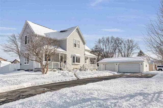 710 E Pearl Street, Seymour, WI 54156 (#50216375) :: Todd Wiese Homeselling System, Inc.