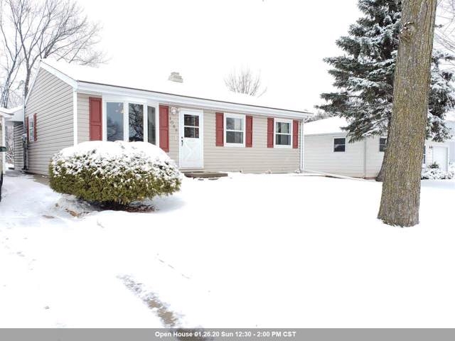 1088 Laurel Court, Neenah, WI 54956 (#50216384) :: Todd Wiese Homeselling System, Inc.