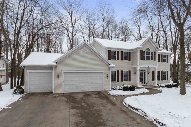 70 Brentwood Lane, Appleton, WI 54915 (#50216406) :: Todd Wiese Homeselling System, Inc.