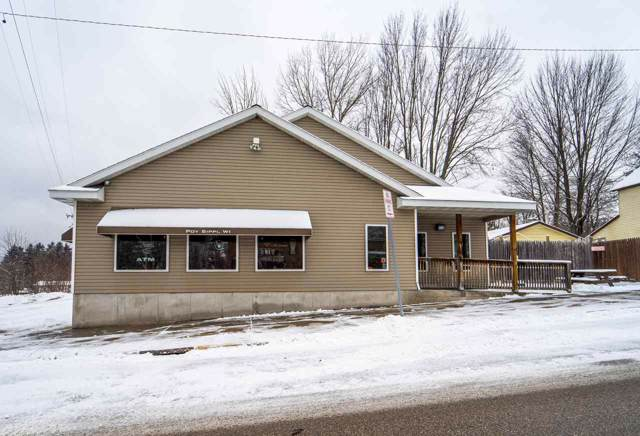 N4363 Hwy 49, Pine River, WI 54965 (#50216408) :: Todd Wiese Homeselling System, Inc.
