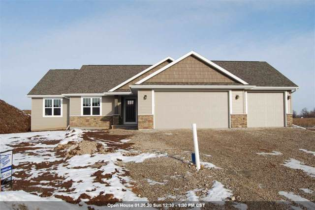 W6754 Design Drive, Greenville, WI 54942 (#50216447) :: Todd Wiese Homeselling System, Inc.