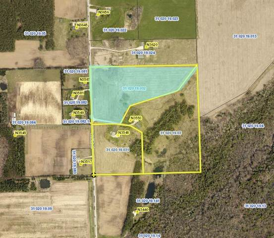 Church Road, Kewaunee, WI 54216 (#50216472) :: Todd Wiese Homeselling System, Inc.