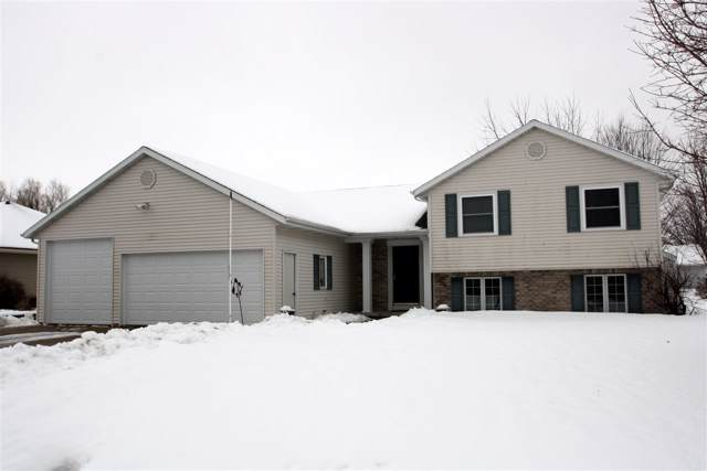 W2387 Hickory Park Drive, Appleton, WI 54915 (#50216496) :: Todd Wiese Homeselling System, Inc.