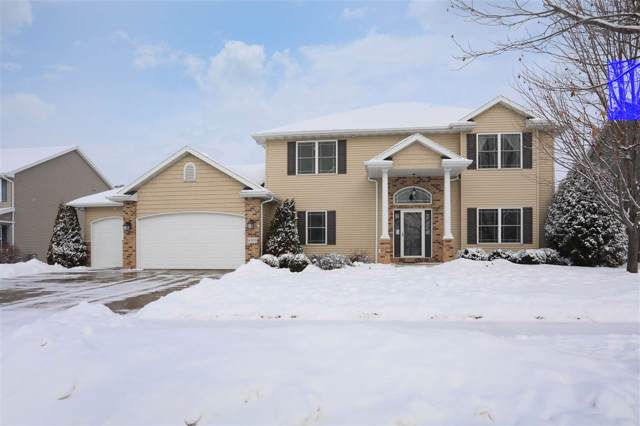 4310 E Appleview Drive, Appleton, WI 54913 (#50216511) :: Symes Realty, LLC