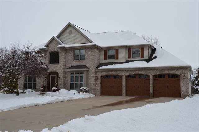 763 Red Fox Run, Fond Du Lac, WI 54937 (#50216550) :: Todd Wiese Homeselling System, Inc.