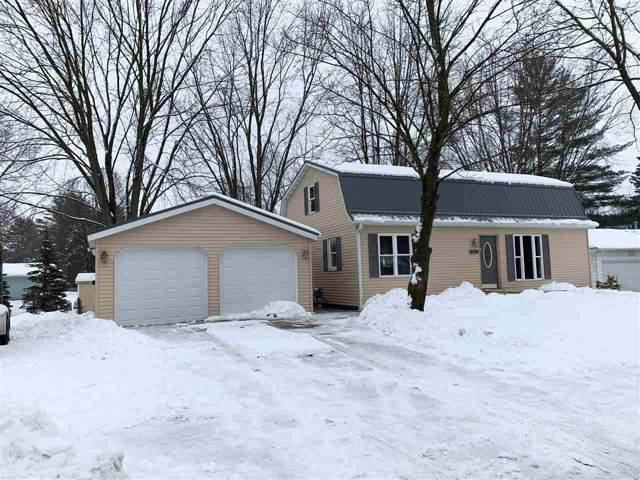 1106 E Lieg Avenue, Shawano, WI 54166 (#50216551) :: Todd Wiese Homeselling System, Inc.