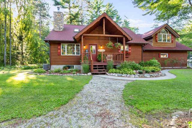 W1828 Hwy B, Marinette, WI 54143 (#50216582) :: Todd Wiese Homeselling System, Inc.