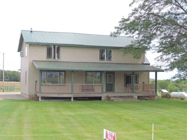 8966 Elm Road, Suring, WI 54174 (#50216623) :: Todd Wiese Homeselling System, Inc.