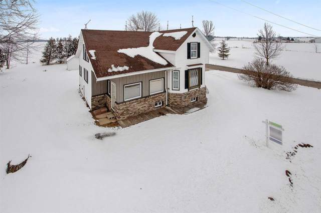W1224 Harvestore Road, Brillion, WI 54110 (#50216716) :: Todd Wiese Homeselling System, Inc.