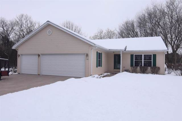 122 Country Club Drive, Clintonville, WI 54929 (#50216774) :: Symes Realty, LLC