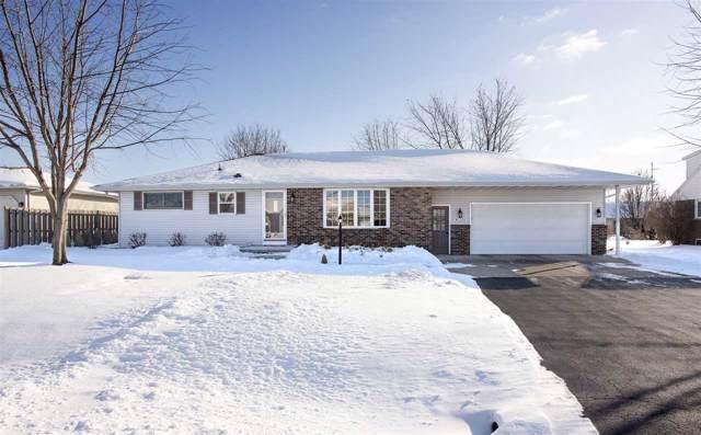 W2301 Block Road, Appleton, WI 54915 (#50216797) :: Todd Wiese Homeselling System, Inc.