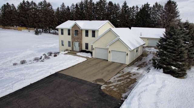 N5084 Pine Court, Shiocton, WI 54170 (#50216815) :: Dallaire Realty