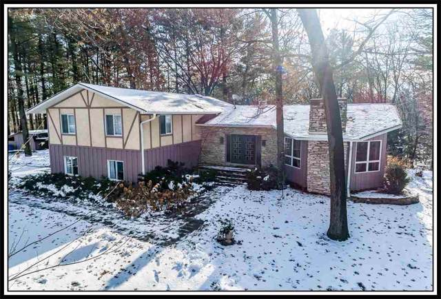 W10655 Givens Road, New London, WI 54961 (#50216817) :: Todd Wiese Homeselling System, Inc.