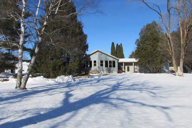 E1529 Rural Road, Waupaca, WI 54981 (#50216823) :: Dallaire Realty