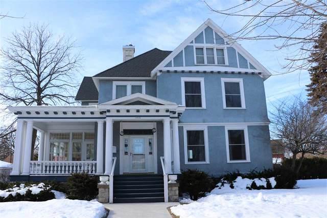 1515 7TH Street, Menominee, MI 49858 (#50216974) :: Todd Wiese Homeselling System, Inc.