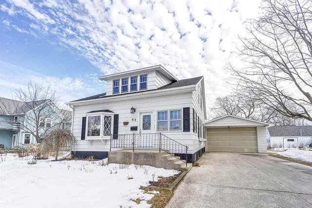 612 Mill Street, Algoma, WI 54201 (#50216991) :: Todd Wiese Homeselling System, Inc.