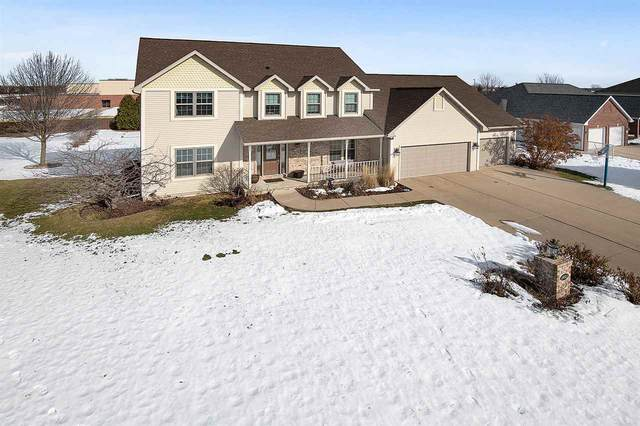 1883 Little Valley Court, De Pere, WI 54115 (#50216999) :: Todd Wiese Homeselling System, Inc.