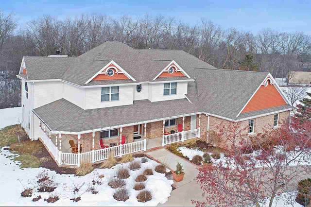 1796 Christie Court, De Pere, WI 54115 (#50217001) :: Todd Wiese Homeselling System, Inc.
