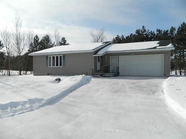 8318 Isherwood Road, Bancroft, WI 54921 (#50217151) :: Todd Wiese Homeselling System, Inc.