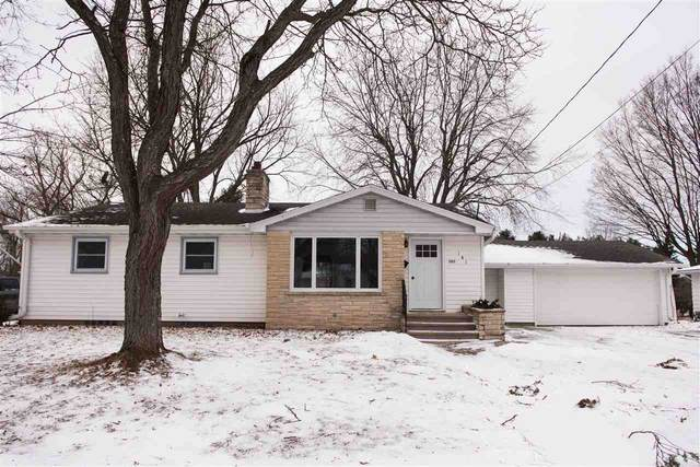 141 N 12TH Street, Clintonville, WI 54929 (#50217234) :: Symes Realty, LLC