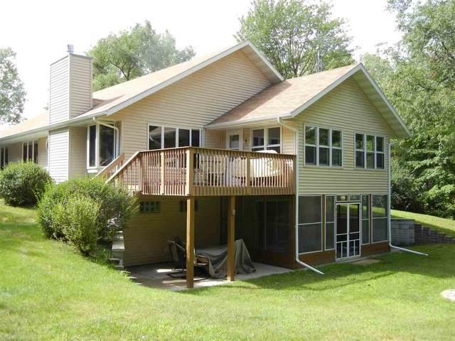 N238 Hidden Springs Drive, Neshkoro, WI 54960 (#50217249) :: Todd Wiese Homeselling System, Inc.