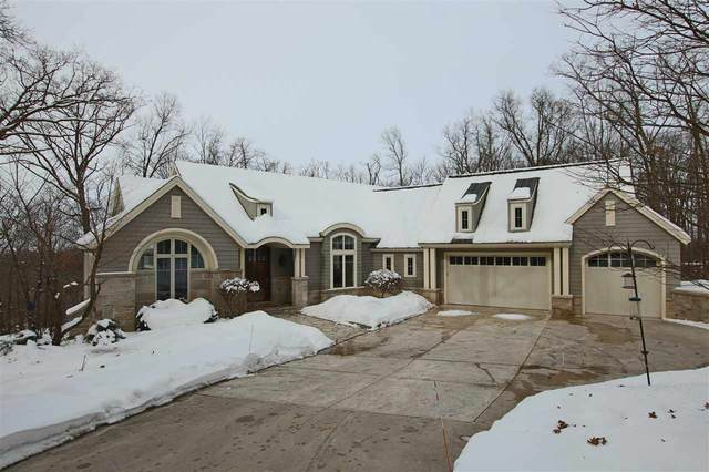 W2575 Blackberry Drive, Mount Calvary, WI 53057 (#50217293) :: Todd Wiese Homeselling System, Inc.