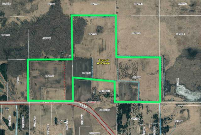 Hwy Ii, Fremont, WI 54940 (#50217330) :: Todd Wiese Homeselling System, Inc.