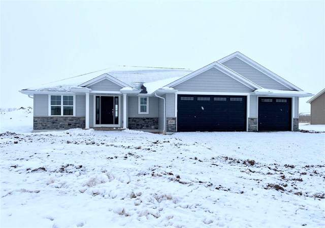 2550 Antares Terrace, Green Bay, WI 54311 (#50217334) :: Ben Bartolazzi Real Estate Inc