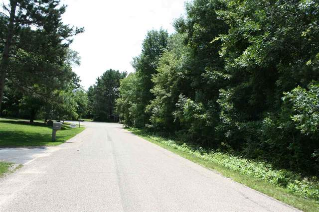 Alpine Drive, Marion, WI 54982 (#50217337) :: Dallaire Realty
