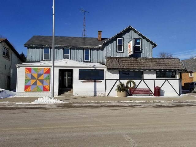 1219 Main Street, Gresham, WI 54128 (#50217338) :: Todd Wiese Homeselling System, Inc.