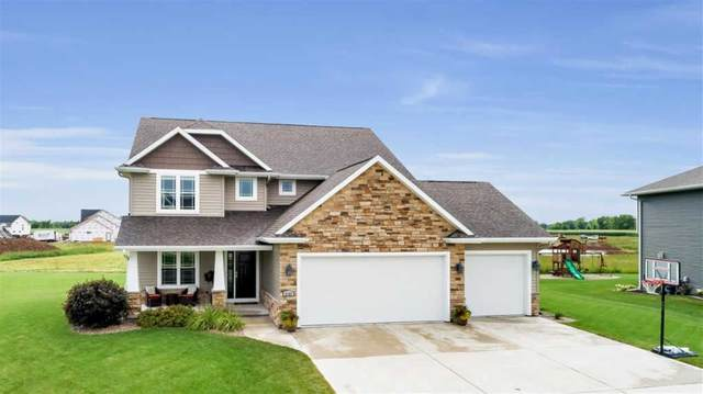 2181 Rowling Road, De Pere, WI 54115 (#50217350) :: Todd Wiese Homeselling System, Inc.