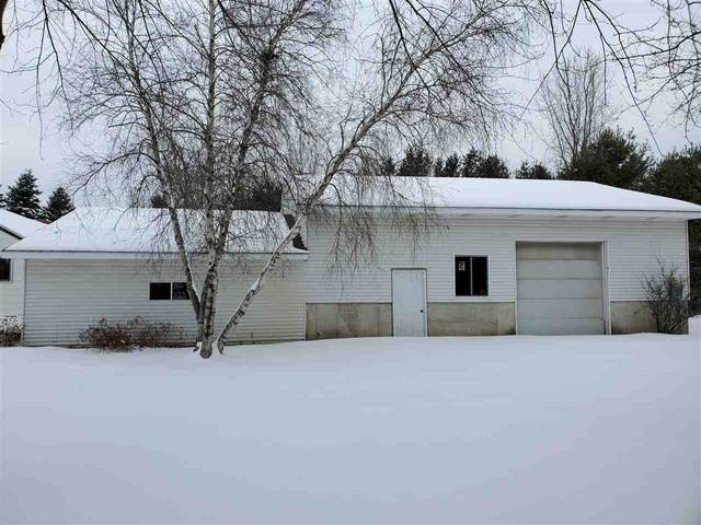 W7424 Hwy 21 & 73, Wautoma, WI 54982 (#50217400) :: Ben Bartolazzi Real Estate Inc