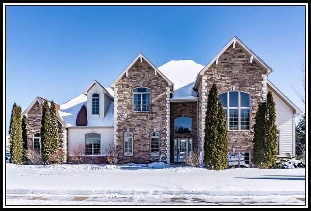 5204 N Haymeadow Avenue, Appleton, WI 54913 (#50217445) :: Todd Wiese Homeselling System, Inc.