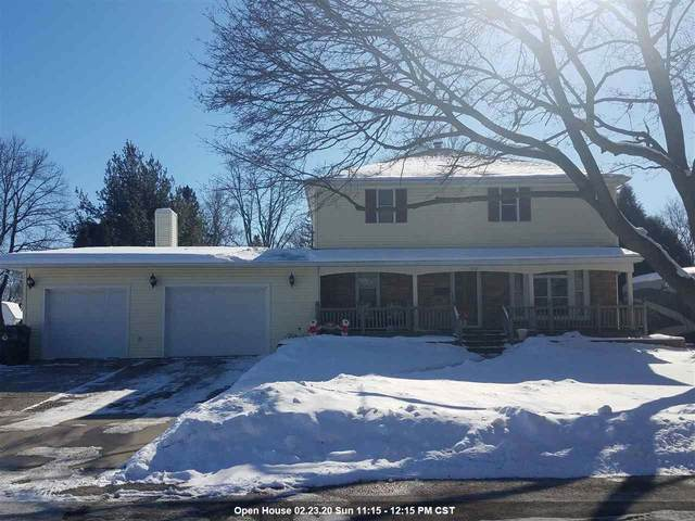 588 Newport Avenue, Fond Du Lac, WI 54935 (#50217454) :: Todd Wiese Homeselling System, Inc.