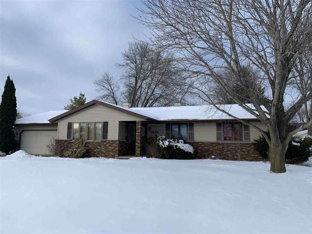 3110 W Sunset Avenue, Appleton, WI 54914 (#50217480) :: Todd Wiese Homeselling System, Inc.
