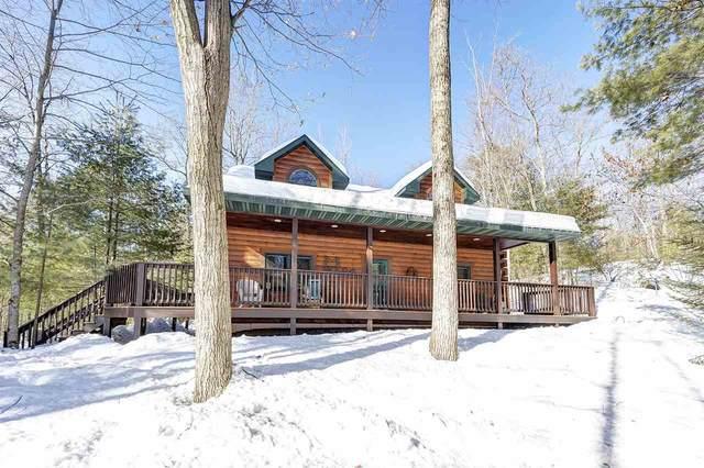 N18277 Lily Lake Lane, Dunbar, WI 54119 (#50217490) :: Todd Wiese Homeselling System, Inc.