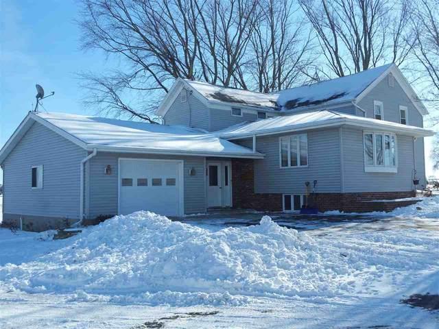 7850 Midland Drive, Allenton, WI 53002 (#50217495) :: Carolyn Stark Real Estate Team
