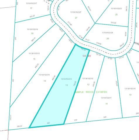 Maple Ridge Circle, Sobieski, WI 54171 (#50217508) :: Symes Realty, LLC