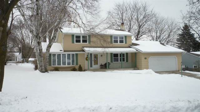 934 Rasmussen Place, Green Bay, WI 54304 (#50217515) :: Symes Realty, LLC
