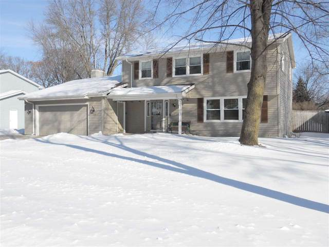 533 Tyrolian Drive, Green Bay, WI 54302 (#50217527) :: Dallaire Realty