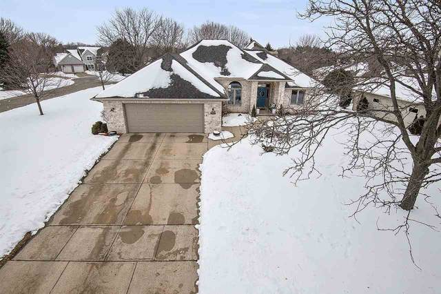 343 Orchard Lane, ALLOUEZ, WI 54301 (#50217530) :: Dallaire Realty
