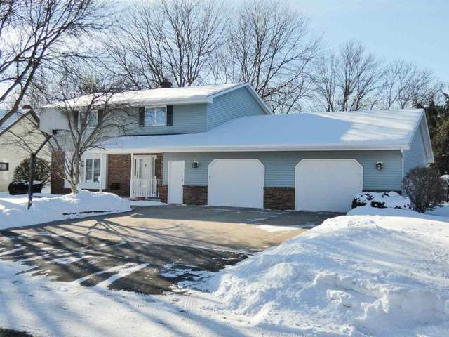 2543 Sunnyview Circle, Appleton, WI 54914 (#50217546) :: Todd Wiese Homeselling System, Inc.