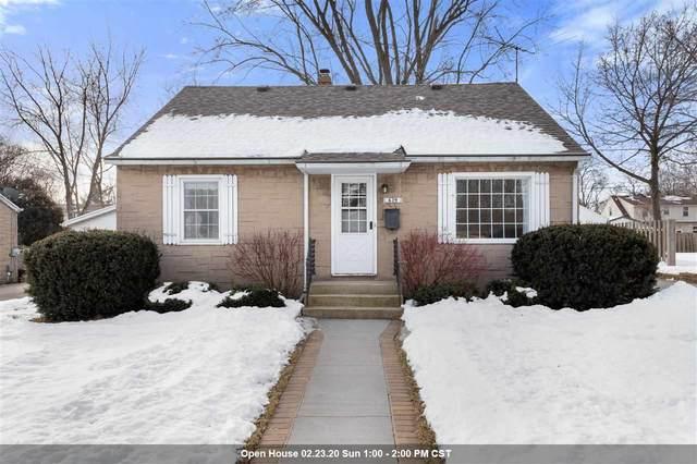 639 Winnebago Heights, Neenah, WI 54956 (#50217571) :: Todd Wiese Homeselling System, Inc.