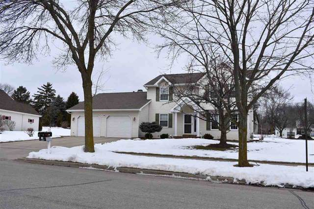 1739 O Hearn Lane, De Pere, WI 54115 (#50217587) :: Todd Wiese Homeselling System, Inc.