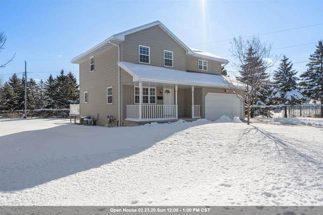 1716 Fort Howard Avenue, De Pere, WI 54115 (#50217590) :: Todd Wiese Homeselling System, Inc.