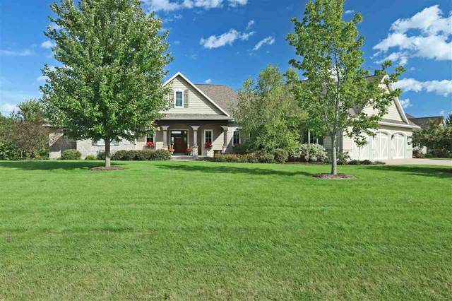 8036 Nichole Heights, Neenah, WI 54956 (#50217633) :: Dallaire Realty