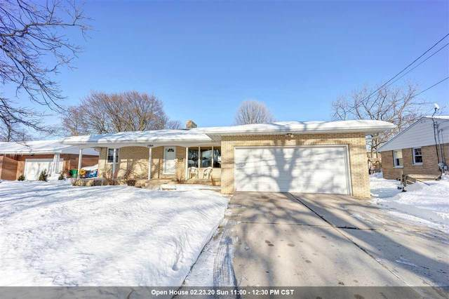 1064 Holzer Street, Green Bay, WI 54303 (#50217652) :: Todd Wiese Homeselling System, Inc.