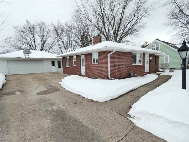 1515 Grace Street, De Pere, WI 54115 (#50217667) :: Todd Wiese Homeselling System, Inc.